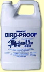 Bird Repellent Liquid - 1 GAL