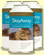 StayAway Refill Can 180grms (3 pack)