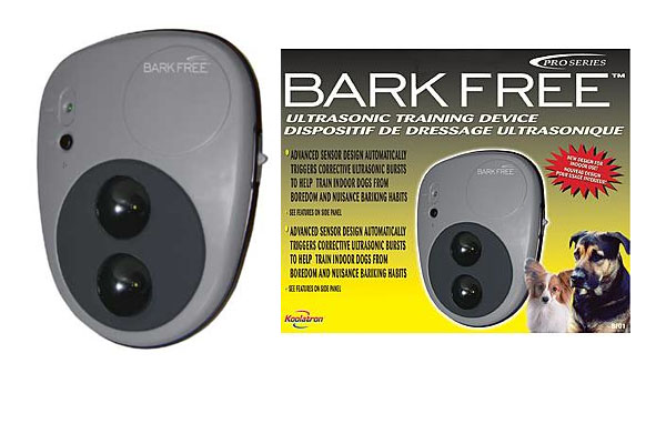 Barkfree dog training